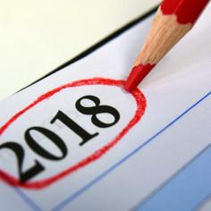 Lo scadenzario fiscale di dicembre 2018