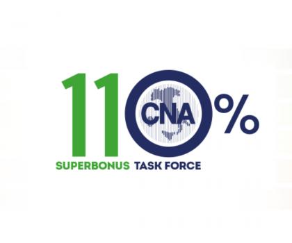 Parte la Task Force tfeco110, la CNA vicina alle imprese per il Superbonus 110%