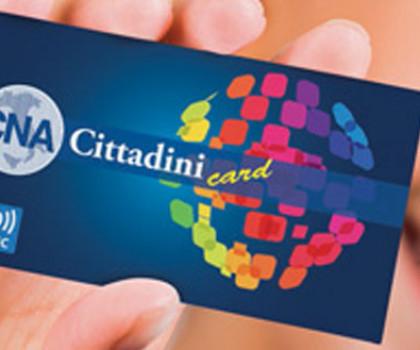 CNA cittadini card